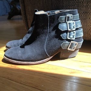 H by Hudson Encke boots. Originally $250z